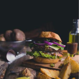 Dia Mundial do Hambúrguer: Receita